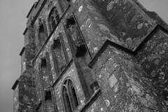The Tower (Simon J. Newbury) Tags: church ruin glastonbury somerset tor stmichaels avalon isleofavalon