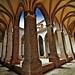 Claustro mudejar de la iglesia de San Pedro (Teruel)
