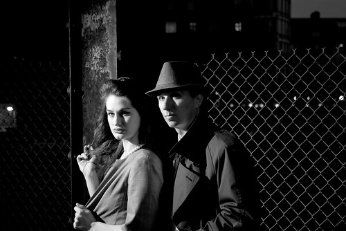 Film Noir Photoshoot