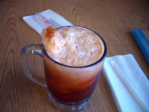 Sapp Thai iced tea