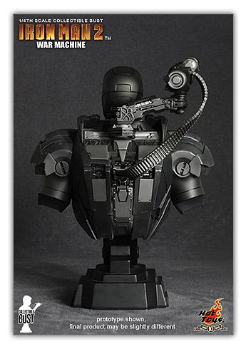 Buste War Machine