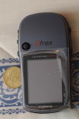 Garming eTrex Legend HCx