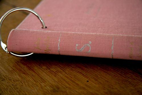 Vintage Book Journal
