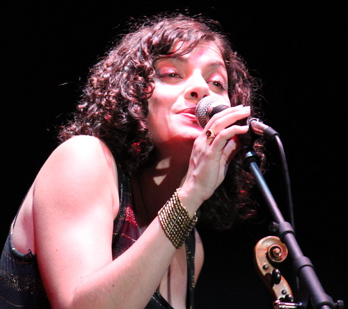 Carrie Rodriguez smile