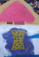 Jim Harris: Strawberry Deth King (Jim Harris: Artist.) Tags: urban usa abstract art boston japan modern america mfa strawberry asia king artist arte contemporaryart contemporary modernart arts jim moderne american  nippon harris gunma deth avantgarde   contemporneo contemporanea tatebayashi  zusammenfassung  contempornea zeitgenssische contemporaine museumschool  i  wspczesnej ng  paintingpanelabstract tatabayashi
