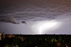DSC01565 (Mathias Apitz (München)) Tags: wetter weather gewitter wolken blitze sky clouds lightstorm lightnings natur nature haar münchen munich mathias apitz