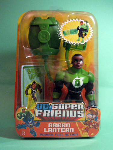 Superfriends Green Lantern