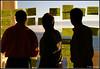 """Post-It Notes"" (roy_mac_an_iarla) Tags: sunset people man men window glass silhouette work person three postit plan business note study seminar brainstorm backlit executive postitnote"