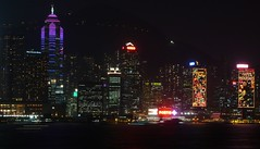 Hong Kong - Sheung Wan (cnmark) Tags: china christmas light ferry skyline night hongkong noche nacht centre central illumination center terminal hong kong noite  macau wan  nuit notte tak nachtaufnahme shun sheung allrightsreserved