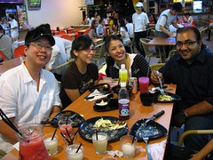 Office movie and dinner!  21 Nov 07 (Wallami) Tags: office brb twp