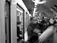 Metro Parisien (Amaidel) Tags: metro parisien