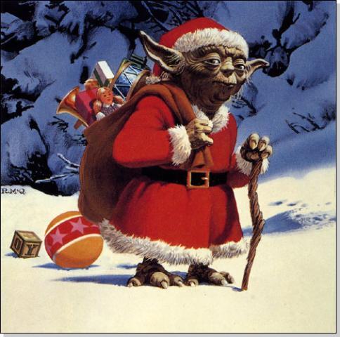 r_Christmas Yoda