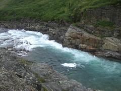 CIMG0551 (Seeking Baruch) Tags: canada arctic mussels nunavut baffinisland cascadefalls nolsbaffinisland soperriver