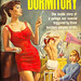 Girls Dormitory (Midwood F343) 1963 AUTHOR: Joan Ellis ARTIST: Paul Rader