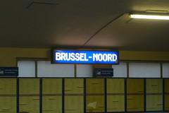 Brussels - Noord Station (Laken, Belgium) Photo