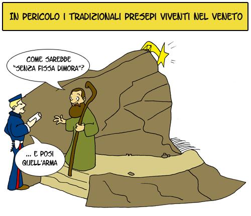 Presepi viventi nel Veneto