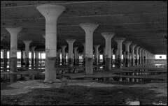 collumnade (vcrimson) Tags: ohio abandoned factory bf akron derelect bfgoodrich abandonedfactory restorations