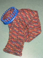 Tube Scarf, unfinished