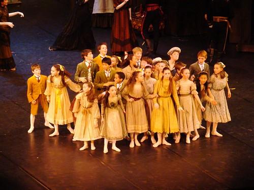 Nutcracker, Opera de la Bastille, Paris