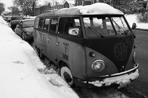VW Van 5074