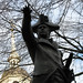Independence Hall - John Barry statue