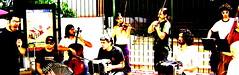 Buenos Aires, Argentina (Onde est o tupiniquim??) Tags: plaza flores argentina rio puerto la san buenos aires restaurante diego caja feira tango estadio cabeza plata una madero trem boca msica por futebol maradona esttua telmo bombones msicos bombonera dorrego imas coletiva