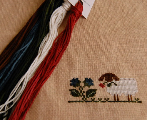 "Little House Needleworks ""Brave Hearts"""