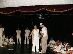 30/10/2007 - CATÓLICA RECIFE (Fabiana Bernardino) Tags: capoeira amor irmão