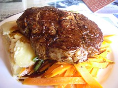 scotch fillet@Tony's