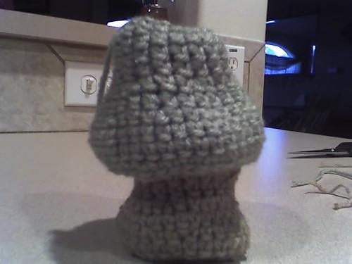 Amigurumi Mushroom