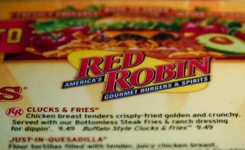 Red Robin Birthday Dinner (2 of 4)