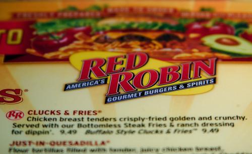 Red Robin Birthday Dinner (2 of 4)