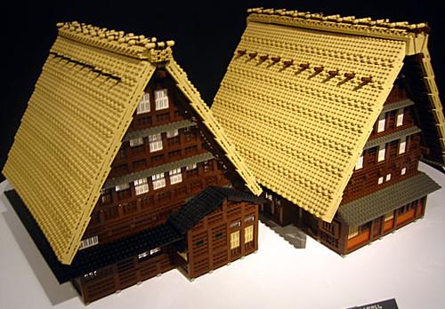 LEGO  shirakawago