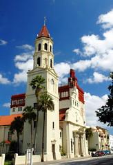 Cathedral-Basilica of St. Augustine (gatorgalpics) Tags: geotagged explore fl staugustine cathedralbasilicaofstaugustine churchesandhousesofworship hccity