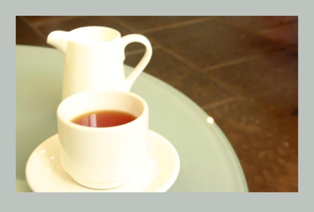 Tea Table Framed