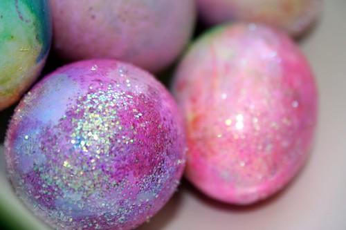 Wesley's eggs