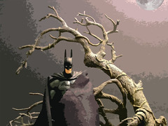 Bat Moon Rising Redux
