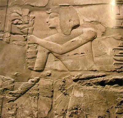 Seti I, templo de karnak, Egipto