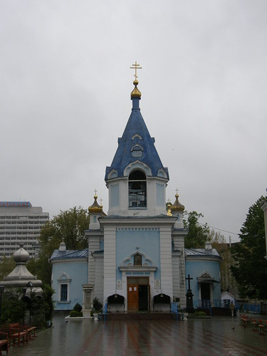 St. Theodor Tiron (Ciuflea) Church
