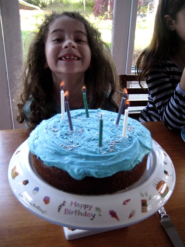 Happy 6th Birthday Lucinda