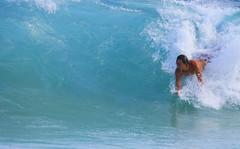 Sandys 9May08 973 (Lester Manding) Tags: hawaii waves oahu lester sandys fins bodyboard bodyboarder lestermanding