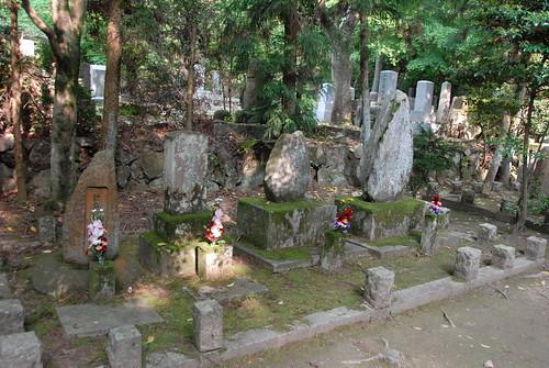新島家の墓