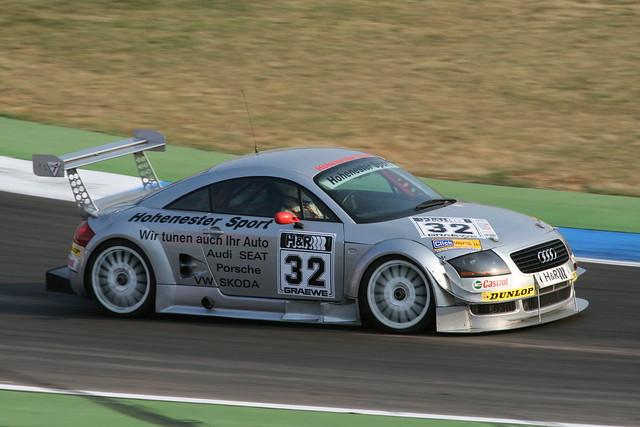 auto car racing audi 2007 auditt hockenheimring jcr rennwagen autorennen jimclarkrevival