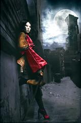 [フリー画像] 人物, 女性, グラフィックス, フォトアート, 201006210700