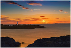 The House Of The Rising Sun (Giovanni Giannandrea) Tags: sunrise elie elieness earlsferry fife scottishlandscape scotland lighthouse firthofforth trinityhouse