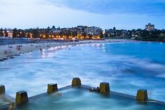Blue (l SM Photography l) Tags: australia coogee sydney beach playa praia