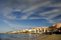 Malta - Mellieha - Down by the beach (Darrell Godliman) Tags: travel sea summer vacation copyright holiday travelling tourism beach seaside nikon holidays europe mediterranean eu malta summertime d200 med europeanunion allrightsreserved mediterraneansea mellieha travelphotography melliehabay nikond200 instantfave omot travelphotographer mellieħa flickrelite dgphotos darrellgodliman wwwdgphotoscouk flcikrelite ©dgodliman mediterraneanisland mediterraneanislands għadira maltaandgozo maltamelliehadownbythebeach melliheabeach għadirabeach ©2009dgodliman