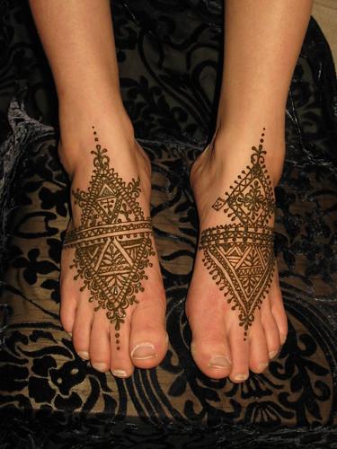 morroccan feet