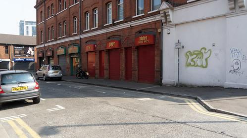 Belfast City, Hope Street - The Ginger Bistro