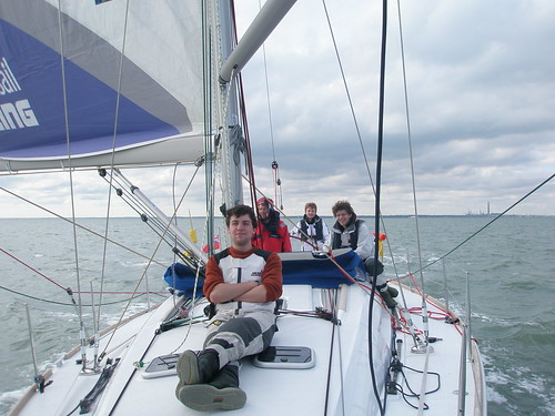 Gallery — Oxford Univeristy Yacht Club